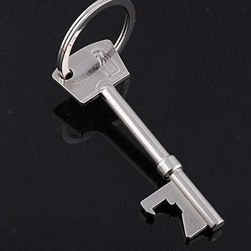 - NATFUR Key Ring Includes Metal Key Bottle Opener Collectable Novelty Elegant Pretty Key-Chain Holder Elegant Great Beauteous