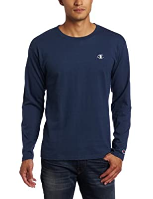 Champion Men's Long Sleeve Tee by Champion
