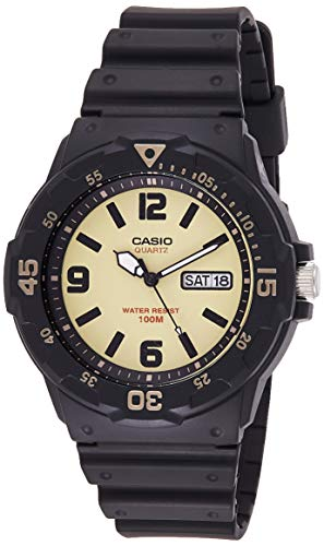 Casio Youth Series Analog Brown Dial Men's Watch   MRW 200H 5BVDF A1185