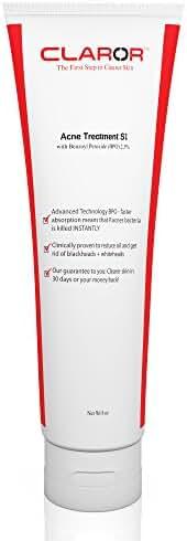Claror SkinCare Acne Treatment, 2.5% Benzoyl Peroxide Gel, 8 oz