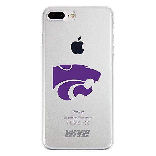 Guard Dog Kansas State Wildcats Clear Case for iPhone 7 Plus/8 Plus