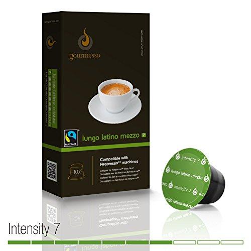 gourmesso-lungo-latino-mezzo-30-nespresso-compatible-coffee-capsules-fair-trade