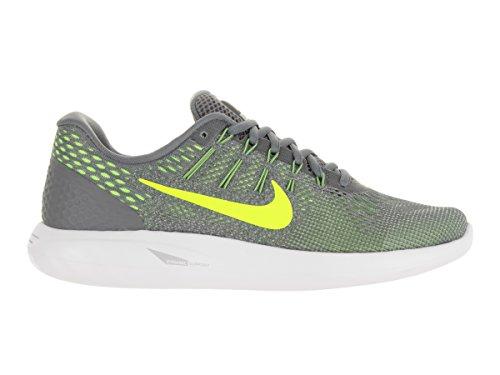 Nike Herren Lunarglide 8 Laufschuhe Kühles Grau / Volt Anthrazit