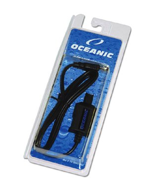 Oceanic Computer Interface Download OceanLog USB Cable for Scuba Diving 04.9610 (04.9610)