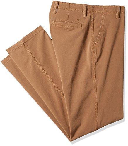 Tall Downtime Khaki Smart 360 Flex Pants D3, Tobacco, 34W x 38L ()