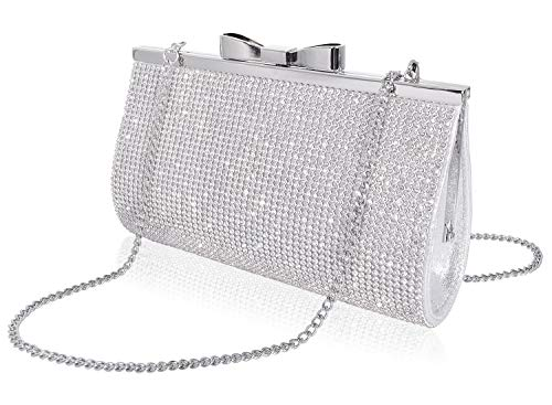 Evening Clutch Bag Women Rhinestone Purse