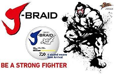 Daiwa J-Braid x4 Filler Bulk Brand Cheap Sale Venue Spool Price reduction