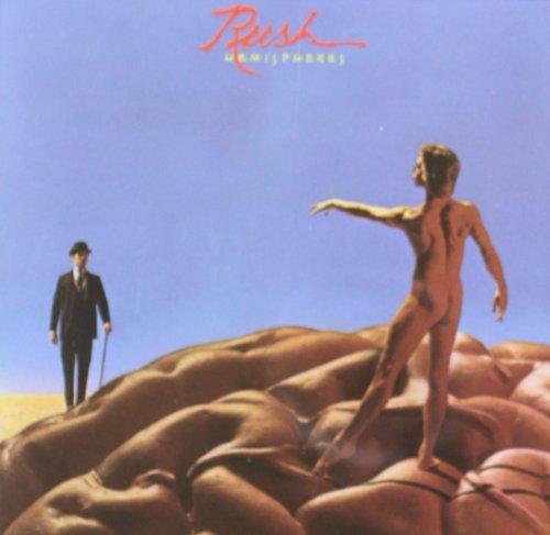 Hemispheres (1978) (Album) by Rush