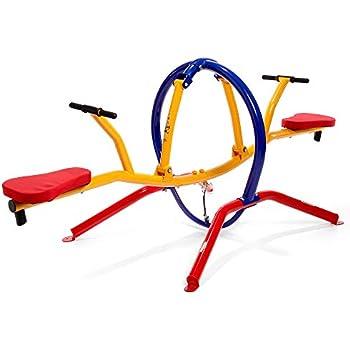 Amazon Com Gym Dandy Pendulum Teeter Totter Seesaw Set Tt