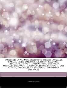 Translation of Bislama in English
