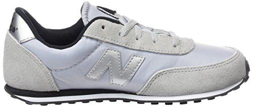 New Balance Unisex-Kinder K_410v1 Low-Top Weiß (White)