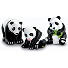 Fisher-Price Little People Zoo Talkers Panda Bears Family Pack