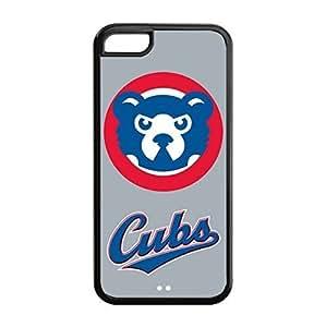 XiFu*Meiipod touch 4 TPU Case with Baseball Chicago Cubs Team Design-by AllthingsbasketballXiFu*Mei