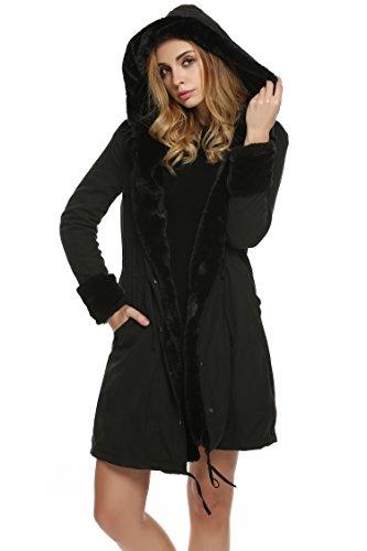 Mink Long Coat - 8