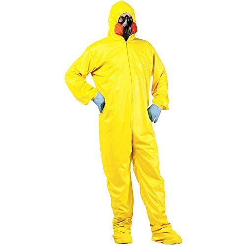 Breaking Hazmat Adult Halloween Costume