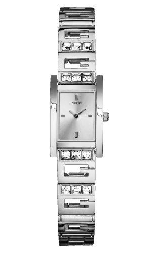 Guess W85119L1 Ladies GEE LITE Silver Watch