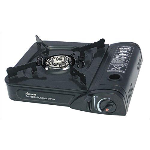 Portable Single Burner Gas Camping Stove 239025