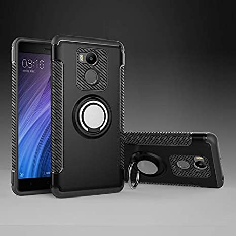 on sale 5e060 32842 LOXXO TPU Waterproof Back Cover for Xiaomi Redmi Note 4 (Black)