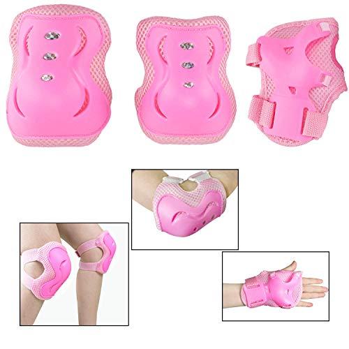 Buy roller skate pads women pink
