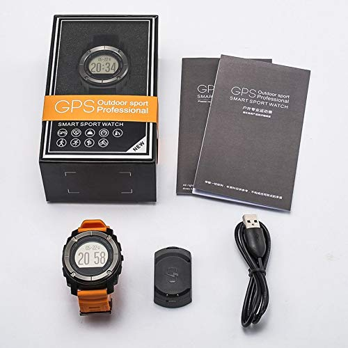 ningbao951 S928 Professional Smart Sport Watch GPS Real_Time ...