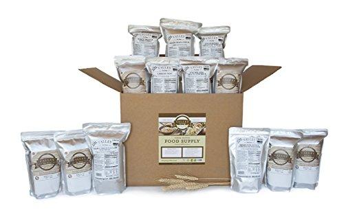 3 Month Survival Food Valley Food Storage