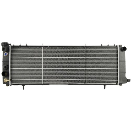 01 Jeep Cherokee Radiator - 3
