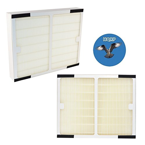 HQRP 2-pack HEPA Filter for Idylis