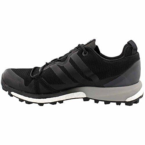 Adidas Outdoor Donna Terrex Agravic Gtx Nero / Nero / Bianco 9.5 B Us