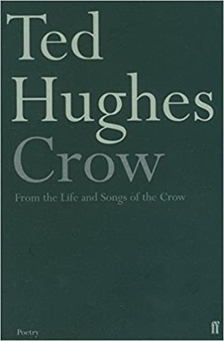 Image result for crow ted hughes