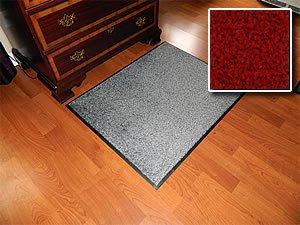 Commercial Grade Walk-Off Mats - Carpet Mat Pro - 03' x 05' - Red - Non Skid Indoor Runner Matting