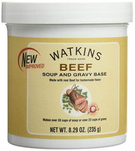 Watkins Beef Soup and Gravy Base 8.29oz (Watkins Chicken Soup Base compare prices)