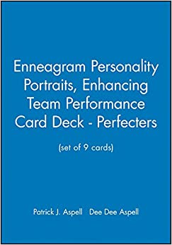 Book Enhancing Team Performance: Perfecters (The Enneagram personality portraits)
