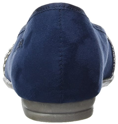 s.Oliver 52204, Bailarinas para Niñas Azul (NAVY 805)