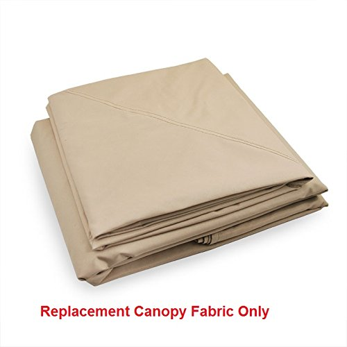 12 x 12 Scalloped Gazebo Replacement Canopy Top Cover