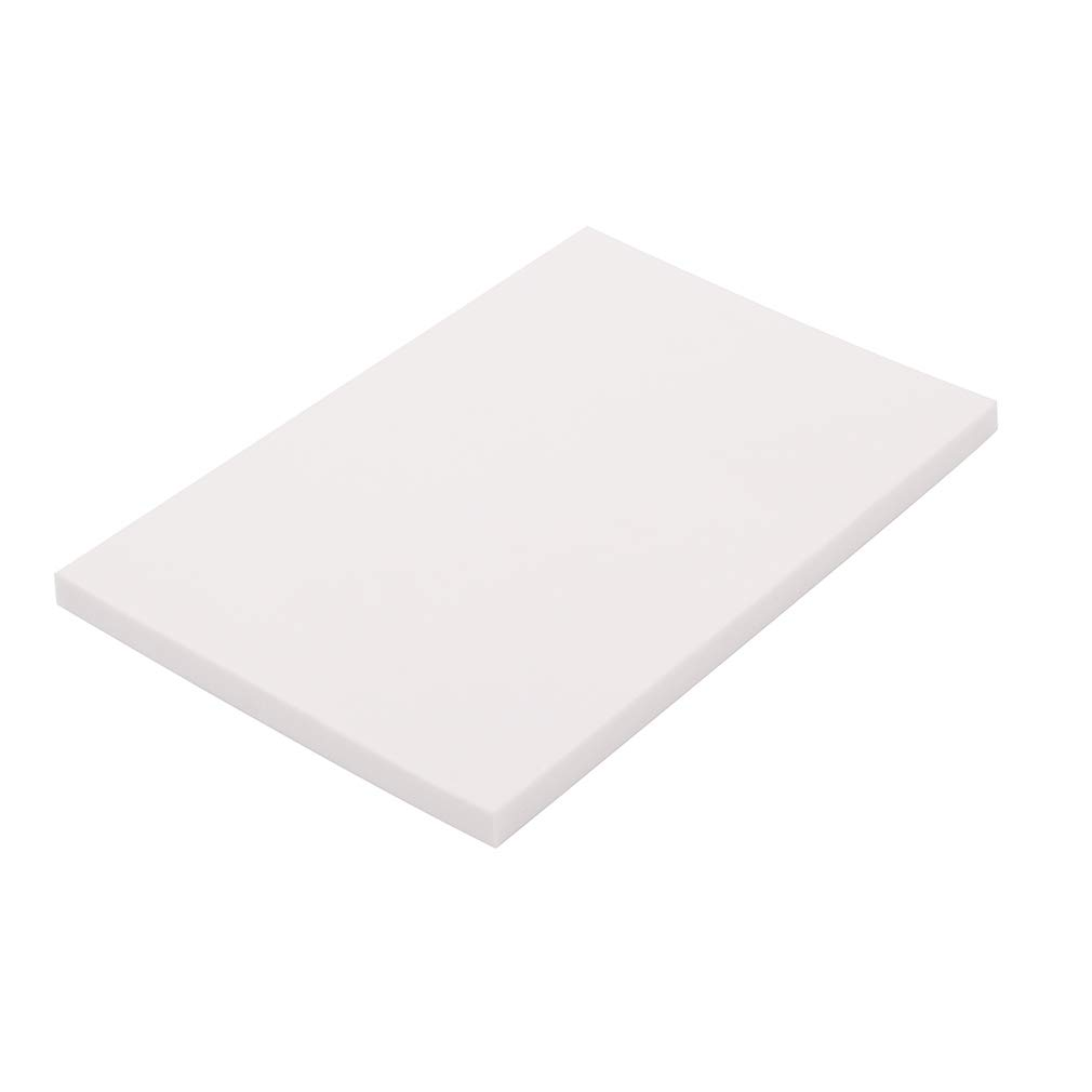 Falling in Art Soft Linoleum Carving Block, 8 Inches by 11.5 Inches, White by Falling in Art
