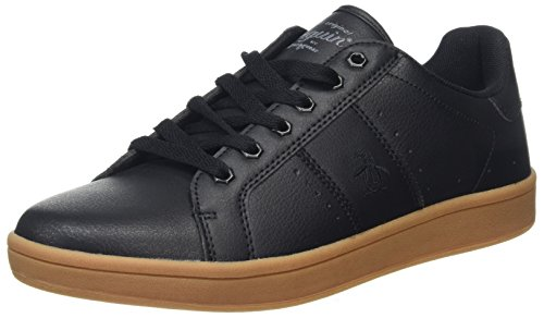 Homme Penguins Gum 585 Noir Baskets Original Steadman Black qfw66t