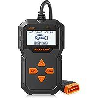 NEXPEAK NX301 Engine Fault Diagnostic Code Scan Tool