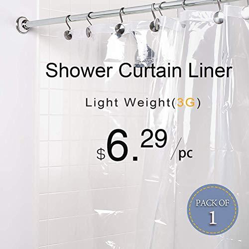Lovtex Peva Shower Curtain
