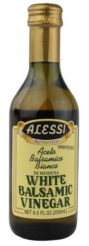 Alessi White Balsamic Vinegar Unflavored -- 8.5 fl oz - 2 pc 1 (2 Pack)