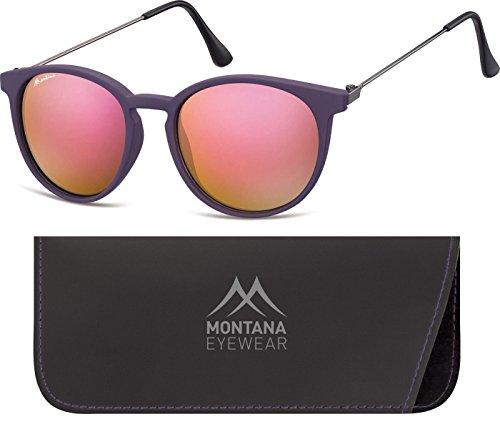 De Mixte Soleil Montana Gold purple Revo Lunettes Multicolore pink qvpRfp