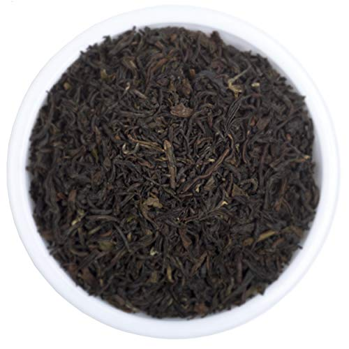 Premium Vahdam Darjeeling Black Tea Loose Leaf- Darjeeling Second Flush Tea- 100% Natural, Exceptional Quality for Delicious Fresh Kombucha Tea & Black Iced Tea- Makes 50 Cups (3.53 Ounces) ()