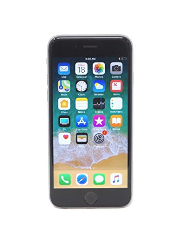 Apple iPhone 6S, 64GB, Space Gray - For AT&T (Renewed)