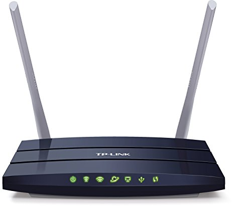 TP-Link Archer C50 AC1200 Dual Band Wi-Fi Router