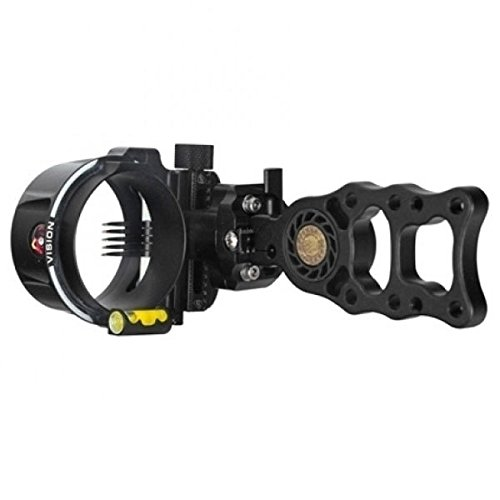 Axcel Armortech Vision HD Sight 5 Pin - .010'' Black