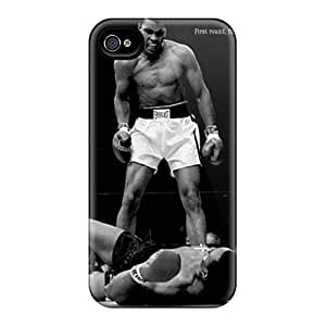 Rugged Skin Cases Covers For Iphone 6- Eco-friendly Packaging(muhammad Ali)