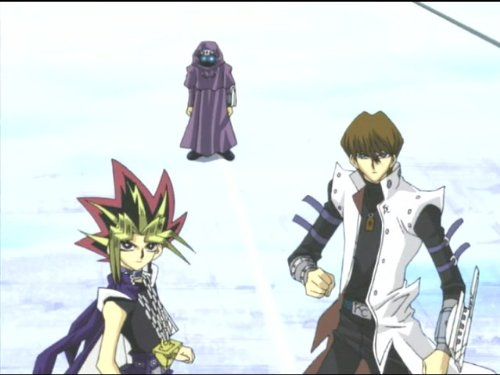 Double Duel Part 1: Yugi and Kabia Vs. Lumis and -