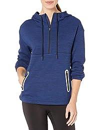 Women's Fleece Lined Pullover Hoodie Anorak