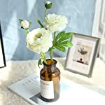 cn-Knight-Artificial-Flower-6pcs-15-Silk-Camellia-Spray-with-BlossomBud-Long-Stem-Tea-Rose-Faux-Theaceae-for-Wedding-Bridal-Bouquet-Bridesmaid-Home-Dcor-Office-Baby-Shower-CenterpieceWhite