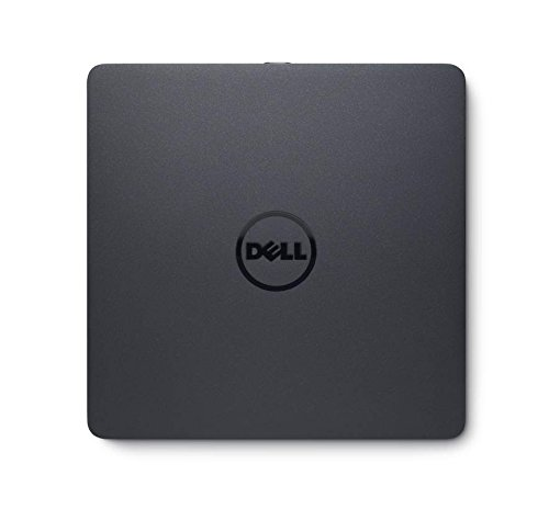 Dell External USB Ultra Slim DVD +/-RW Slot Drive