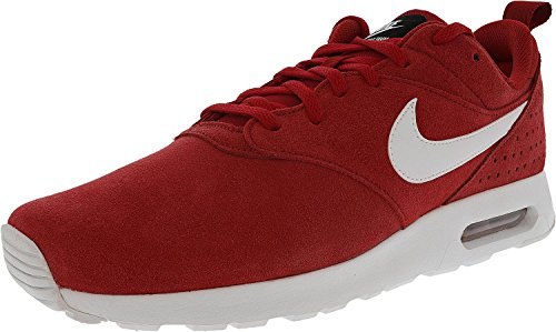 Leather Fashion Ankle High Air White Gym Black Tavas Men's Sneaker Red Nike Max Ltr xUwX0q8WZg
